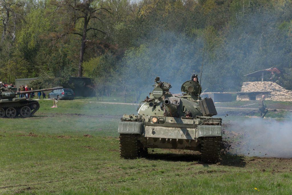RC Panzer auf mannerplanet.de