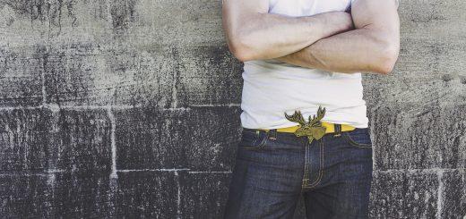 Weite Jeans im Trend auf maennerplanet.de